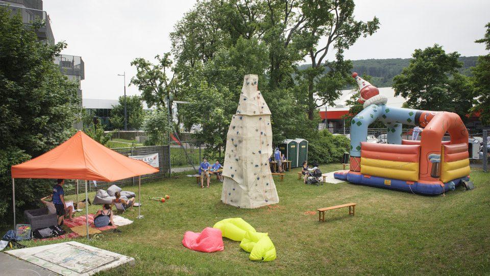 15.06.19: Tag der offenen Tür - Kletterturm, Hupfburg und vieles mehr!