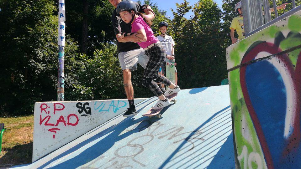 Das Ferienspiel mit Skate4Fun im Z!R Skatepark Penzing!