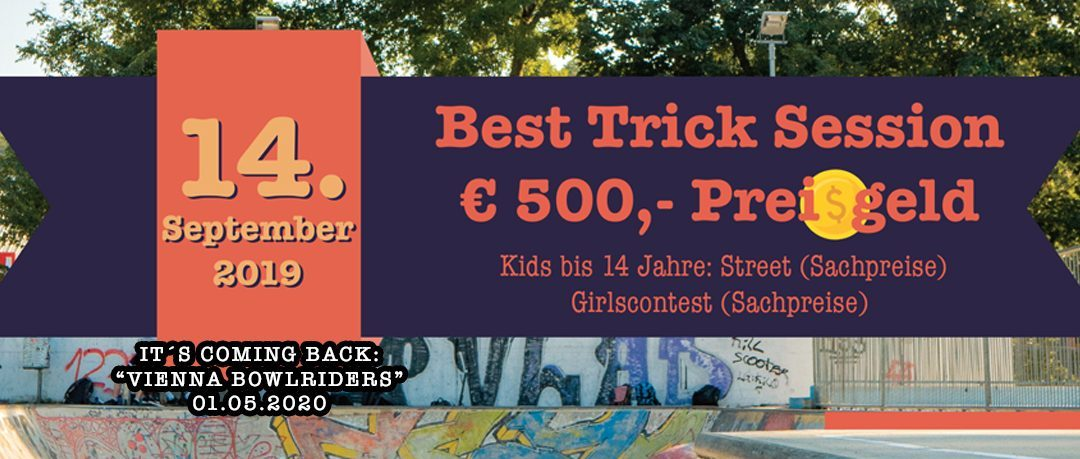 Best Trick Session - 14.09.19