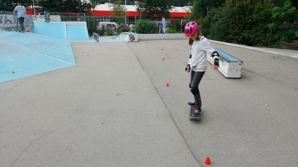 Skateboard Workshop im Rahmen des Ferienspiels!