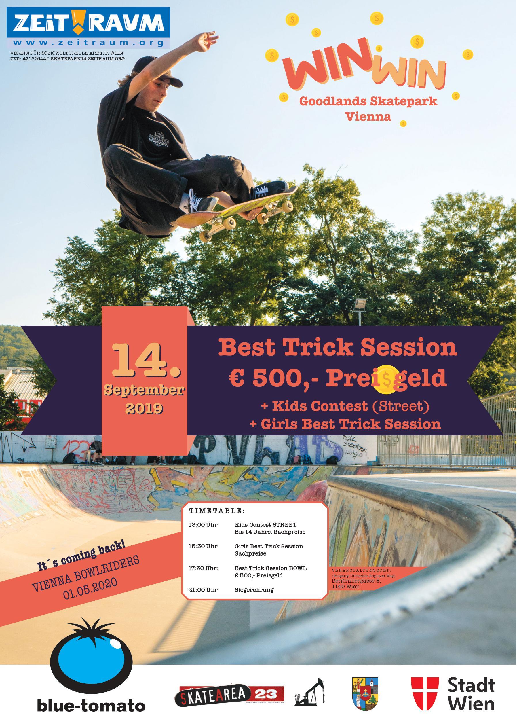 Best Trick Session - 14.09.19