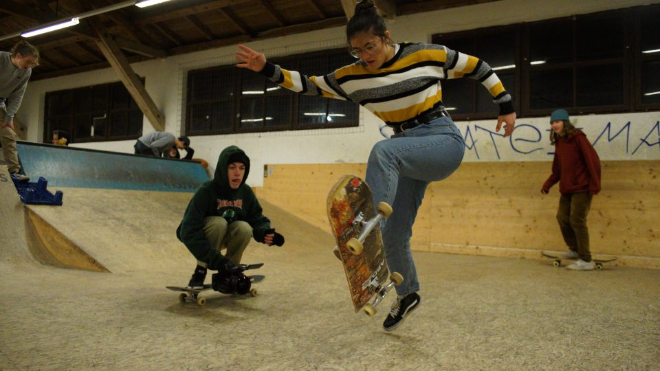 Skatetrip in Wels