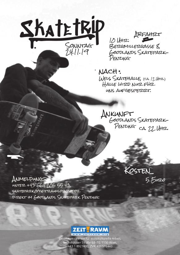 Skatetrip Wels