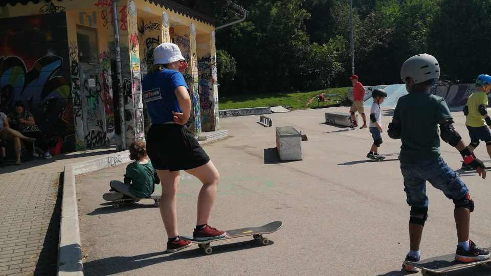 Skateboard Workshop 28.06.20