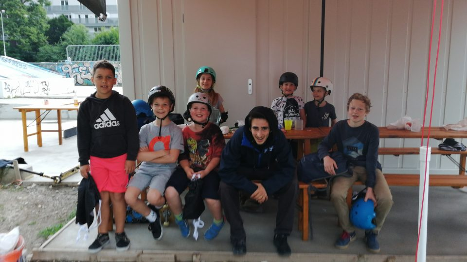 Summer_Skate_Camp - Gruppenfoto