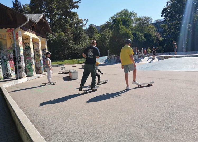 Skateboard Workshop 22.08.20