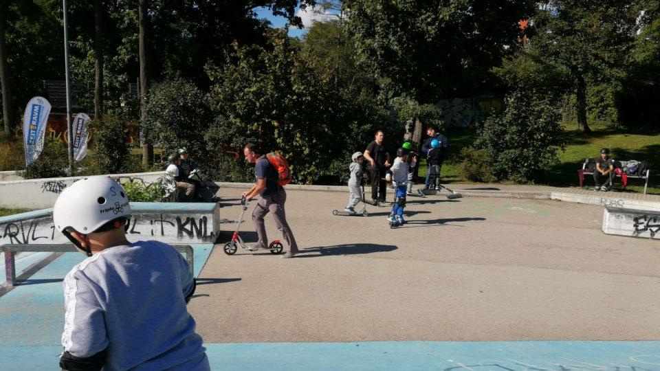 Zeit!Raum Scooter Workshop 27_08_20