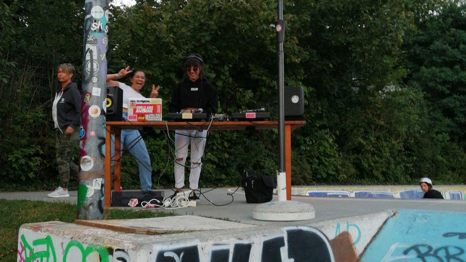 Girlsday mit DJ