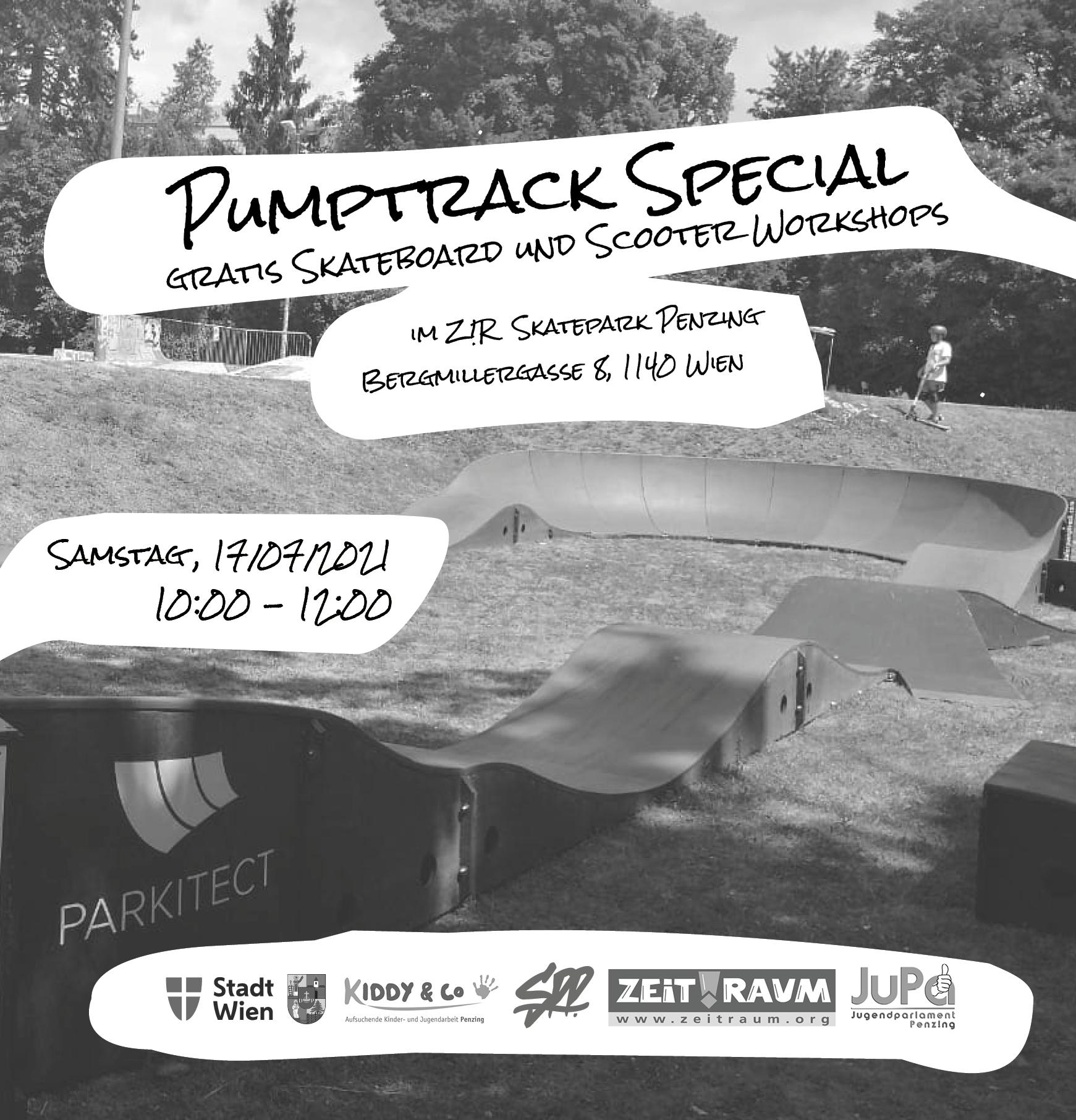 Pumptrack - Special - Workshops