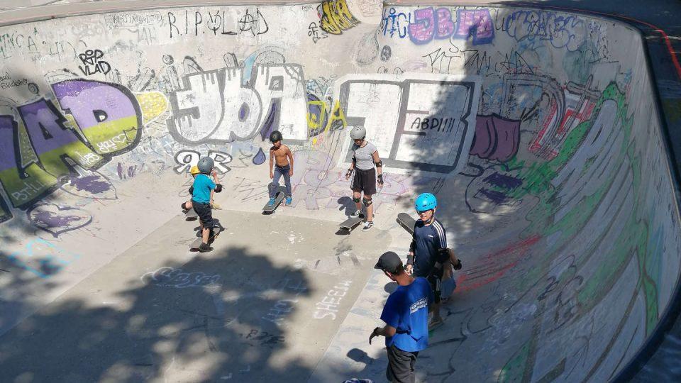 Bowl - Summer Skate Camp