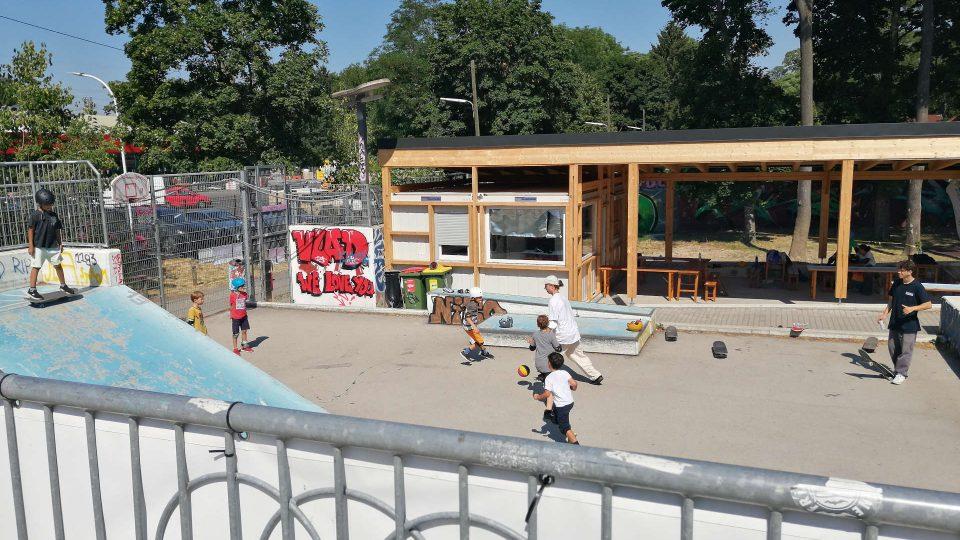 Fußball - Summer Skate Camp