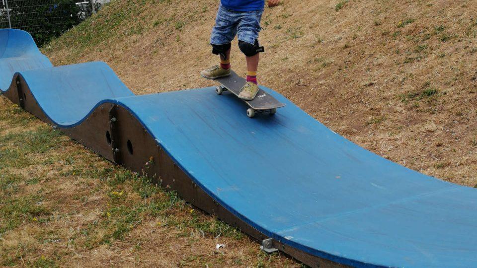 Pumptrack - Summer Skate Camp